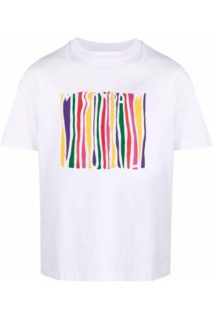 Palm Angels X Missoni Melting Logo print T-shirt