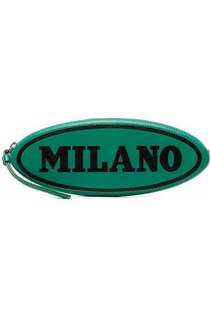 Palm Angels Women Clutches - X Missoni Milano clutch bag