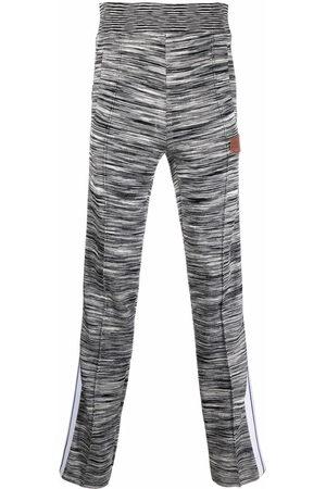 Palm Angels Sweatpants - X Missoni melange knit track pants