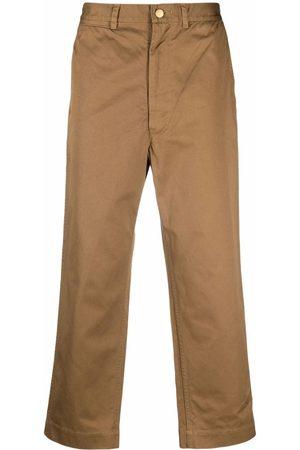 JUNYA WATANABE Straight Leg Pants - Comme des Garçons x Carhartt WIP trousers