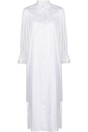 Khaite Mari shirt dress