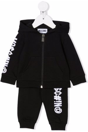 Moschino Two-piece tracksuit set