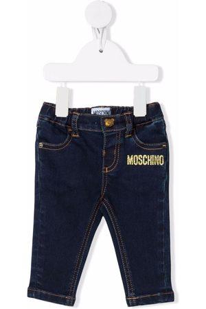 Moschino Jeans - Teddy bear motif jeans