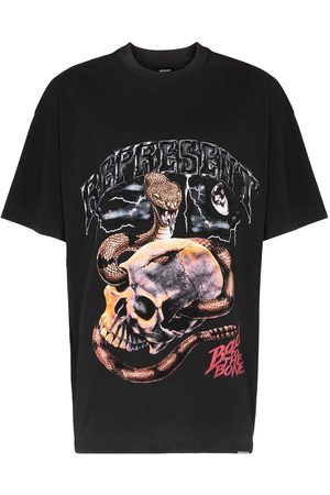 Represent Men T-shirts - Exclusive Bad To The Bone cotton T-shirt