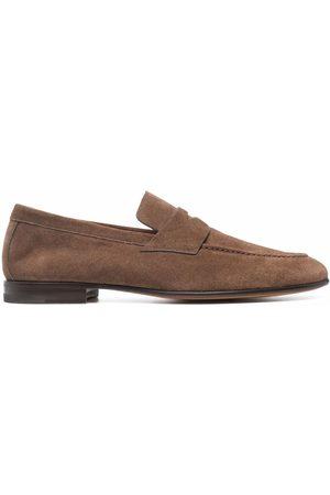 santoni Men Loafers - Classic slip-on loafers