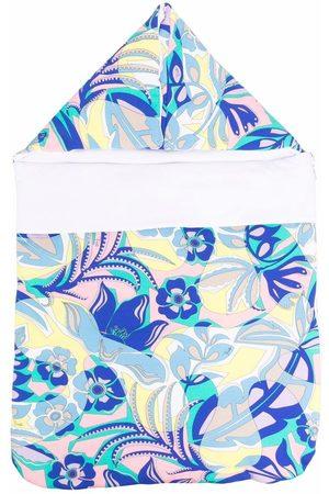 Emilio Pucci Samoa print sleeping bag