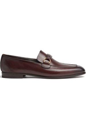 Ermenegildo Zegna Men Loafers - Slip-on panelled loafers