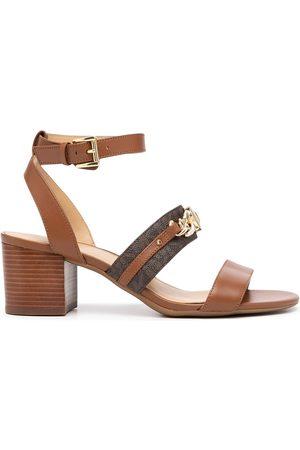 Michael Kors Roxane flex block-heel sandals