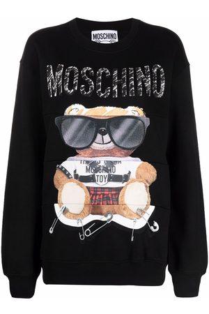 Moschino Teddy bear-print sweatshirt