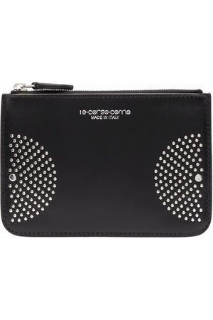 10 CORSO COMO Stud-embellished wallet