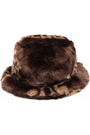 GCDS Logo bucket hat