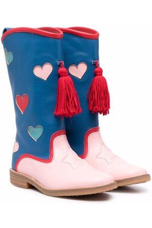 Stella McCartney Cowboy style boots