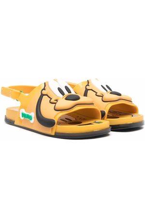 Mini Melissa Pluto slingback sandals
