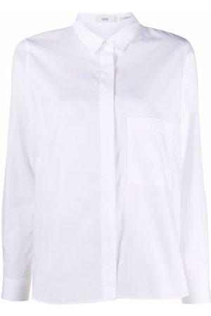 Closed Women Long sleeves - Long-sleeve organic cotton shirt
