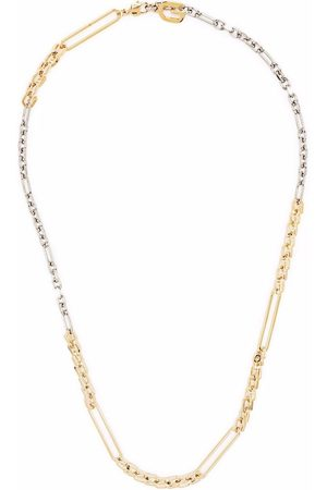 Givenchy Men Bracelets - Mixed link chain necklace