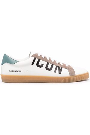 Dsquared2 Icon print sneakers