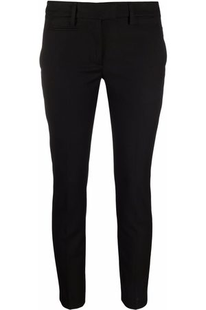 Dondup Skinny-cut cropped trousers