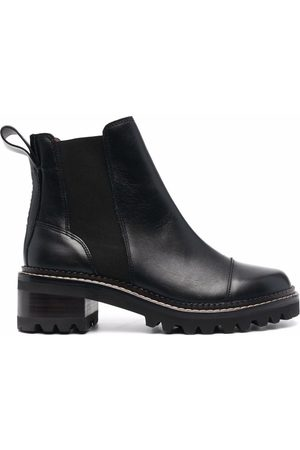 See by Chloé Women Chelsea Boots - Leather Chelsea boots