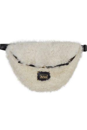 ARIES Elis sheepskin waist bag U