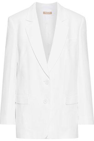 Michael Kors Woman Crepe Blazer Size 4