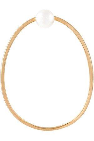 DELFINA DELETTREZ Women Earrings - Ear-clipse' earring - Metallic