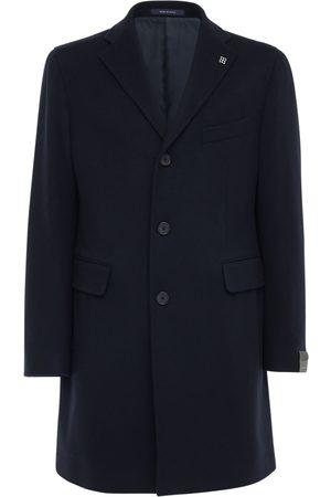 TAGLIATORE Virgin Wool & Cashmere Coat