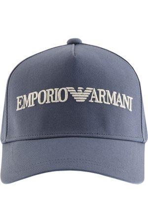 Armani Emporio Logo Baseball Cap