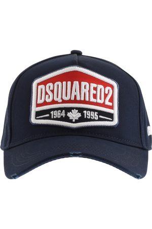 Dsquared2 Logo Baseball Cap Navy