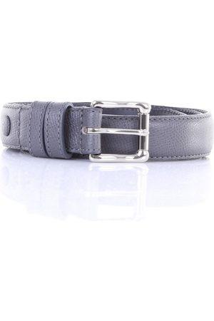 Ami Belts Men Grey