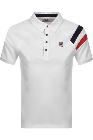 Fila Gabriel Raglan Polo T Shirt