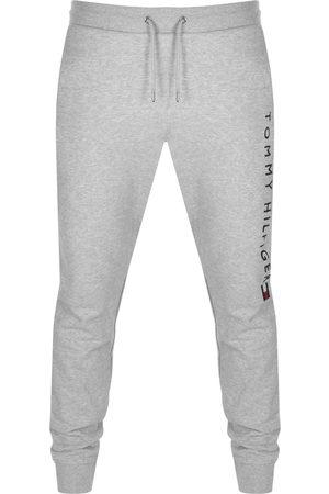 Tommy Hilfiger Stacked Jogging Bottoms Grey