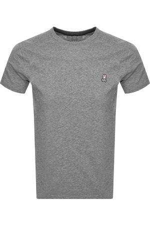 Bunny Classic Crew Neck T Shirt Grey