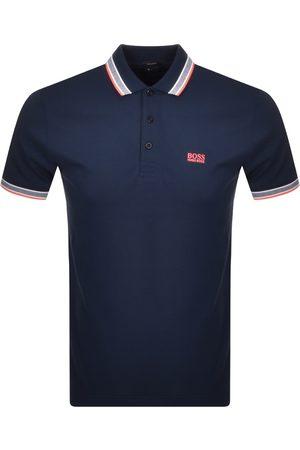 HUGO BOSS BOSS Paddy Polo T Shirt Navy