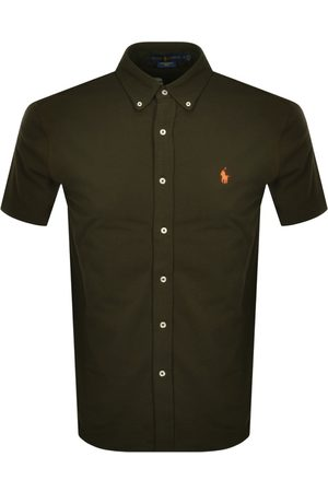 Ralph Lauren Pique Short Sleeve Shirt