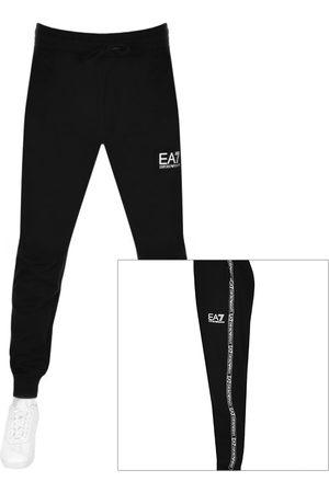 EA7 Emporio Armani Logo Jogging Bottoms