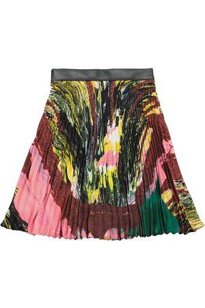 Christopher Kane Women Pleated Skirts - Mindscape pleated skirt