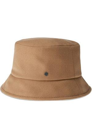 Le Mont St Michel Jason felt bucket hat - Neutrals