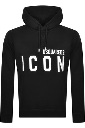 Dsquared2 Logo Pullover Hoodie
