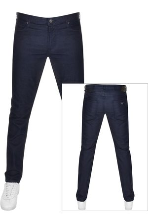 Armani Emporio J06 Slim Fit Jeans Navy