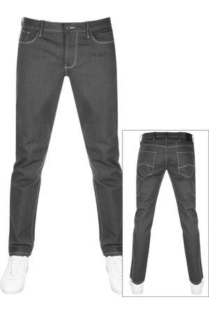 Armani Emporio J06 Slim Fit Jeans Grey