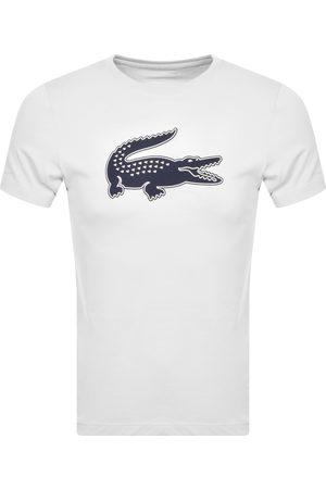Lacoste Sport Crew Neck Logo T Shirt