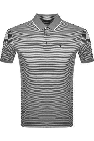 Armani Emporio Short Sleeved Polo T Shirt