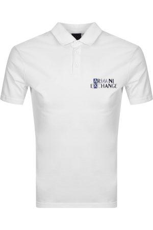 Armani Logo Polo T Shirt