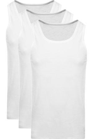HUGO BOSS BOSS Triple Pack Vest T Shirts