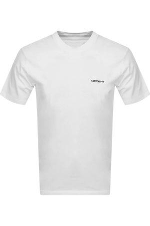 Carhartt Script Short Sleeved T Shirt