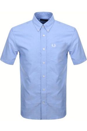 Fred Perry Oxford Short Sleeve Shirt