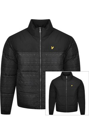Lyle & Scott Reversible Puffer Jacket