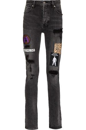 KSUBI Retox Van Winkle skinny jeans - Grey