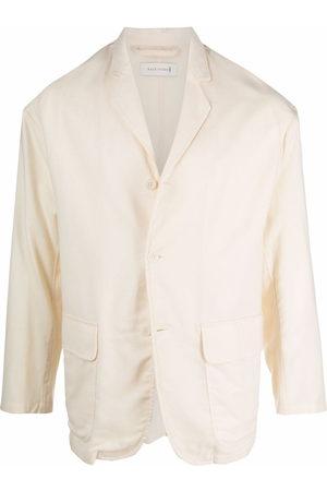 MACKINTOSH Pembroke cotton-wool blazer - Neutrals