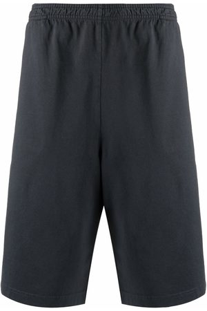Acne Studios Men Sports Shorts - Logo detail track shorts